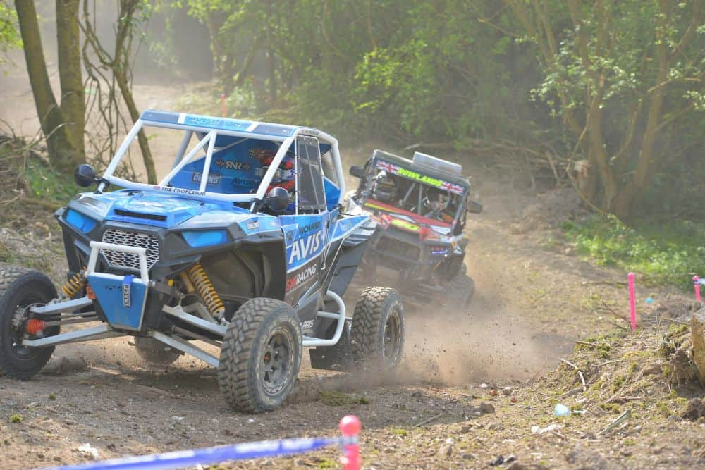 SXS Racing - BEC Rd 2 - Down & Dusty